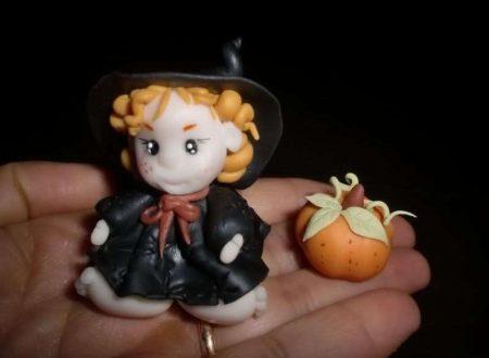 Pasta di sale:creazioni per Halloween