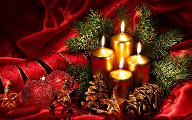 Decorazioni natalizie fai da te:semplici ed economiche